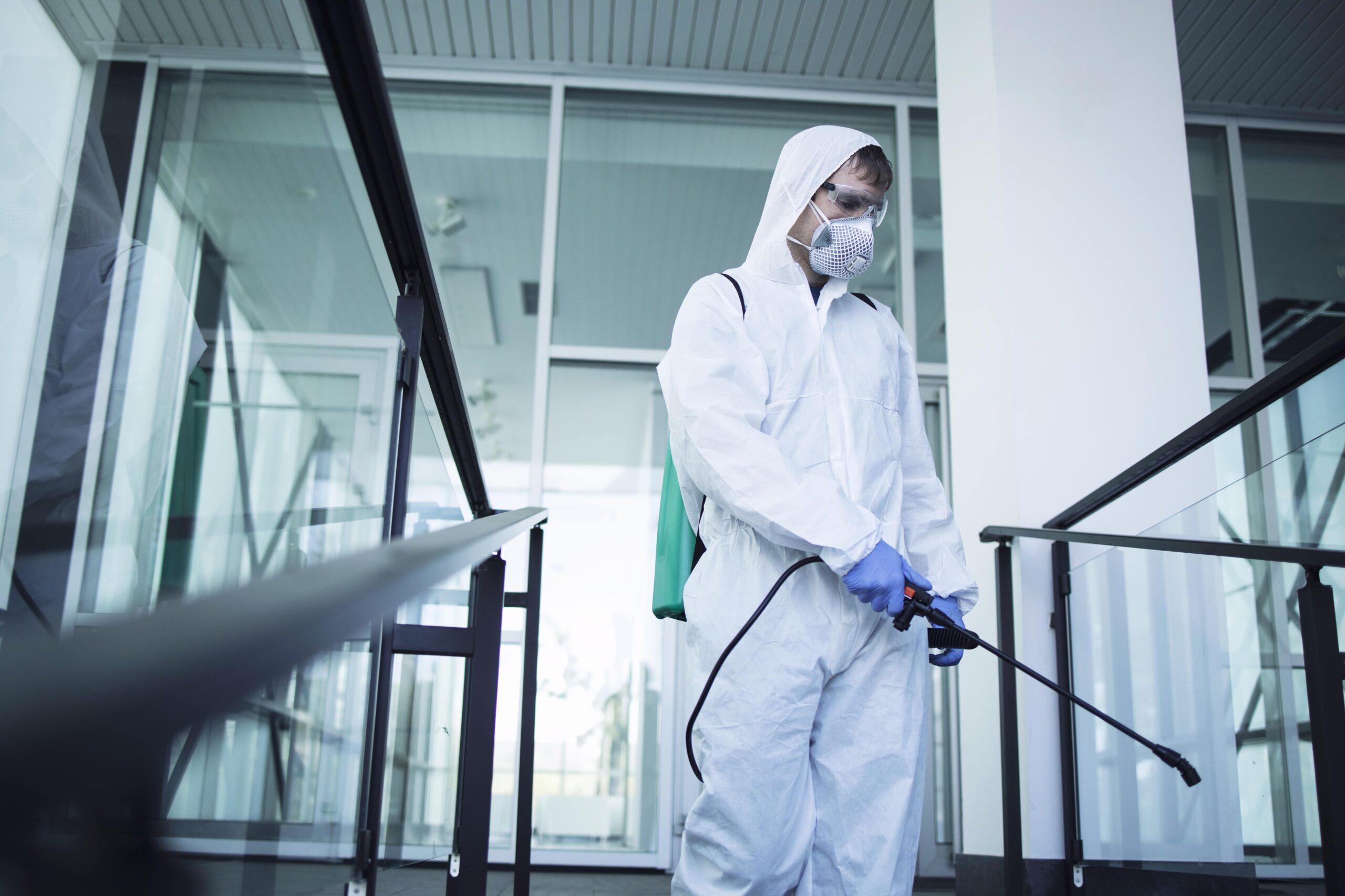 Empresa de Desinfección de coronavirus Madrid COVID-19